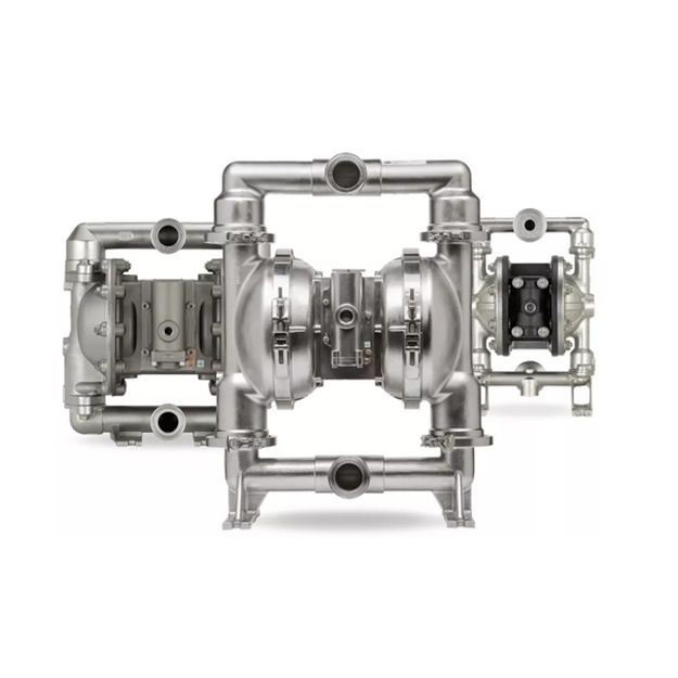 Air operated diaphragm pump inshare ccuart